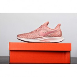 Nike air zoom pegasus 35 lunar epic mesh breathable trainers shoes nude pink rose gold hook 942855-6031