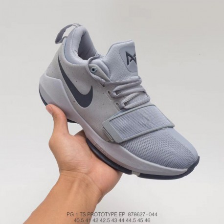 best service 37e86 3faa5 Nike Pg 1 Paul George Black Basketball Shoes,Special offer Paul George PG1  Paul George sees this pair of shoes, you will think