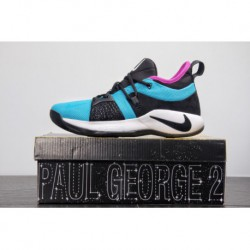 Nike Pg 2 Blue Lagoon Refreshing Lake Green Bright Purple Lined FSR Available For Actual Comba