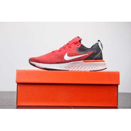 new concept 55e47 a3a75 Nike Lunarepic Flyknit Red,Nike Epic React Red Sole,Nike OdysseyReact  Odyssey High-Stretching Jogging Shoes Net Wine Red Orange