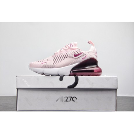cheap for discount f8d9c 46a01 Max Air Nike Womens,Womens Nike Max Air,Harajuku Order FSR Womens Nike Air  Max 270 Seat Half Palm Air Jogging Shoes Blush White