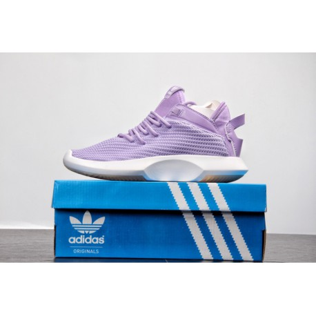 the best attitude 02573 c0c97 Womens FSR Adidas Crazy 1 Adidas V Primeknit Improved Crazy Generation  Knitting Vintage All-Match