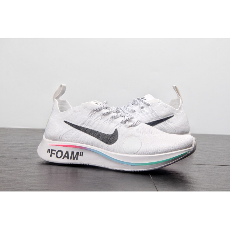 8d13f53f53c4 ... World cup limited edition off-white X Nike Zoom Fly Mercurial Flyknit  Lightweight Flyknit Cushioning