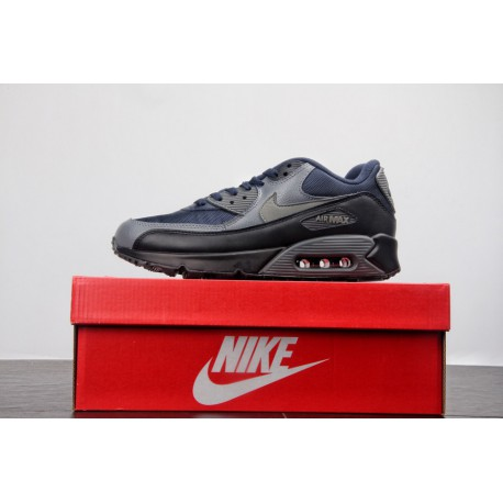 cheaper 18874 f29f8 Nike Air Max 90 Essential Midnight Blue,Nike Air Max 90 Essential Blue  Grey,Aliexpress Entity for Quality Nike Air max 90 Essen