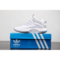 FSR UNISEX ️ Adidas Crazy 1 Adidas V Primeknit Improved Crazy Generation Knitting Vintage All-Match jogging shoes ah207