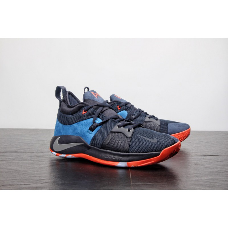 check out a8bd3 f6a45 Paul George Shoes Nike Zoom,Exclusive starter PG2 Bespoke ...