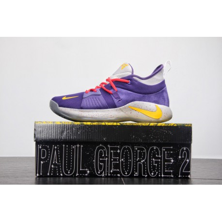 purchase cheap bf5b6 64968 Paul George Nike Zoom Crusader,Exclusive starter PG2 Bespoke original  support light Actual combat Air zoom