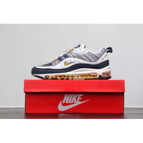sale retailer fe1d5 5ba48 Nike Air Max 98 Supreme For Sale,The highest Nike Lab Air Max 98 Vintage  Bullet Racing Shoes 2018 is the 20th anniversary of th