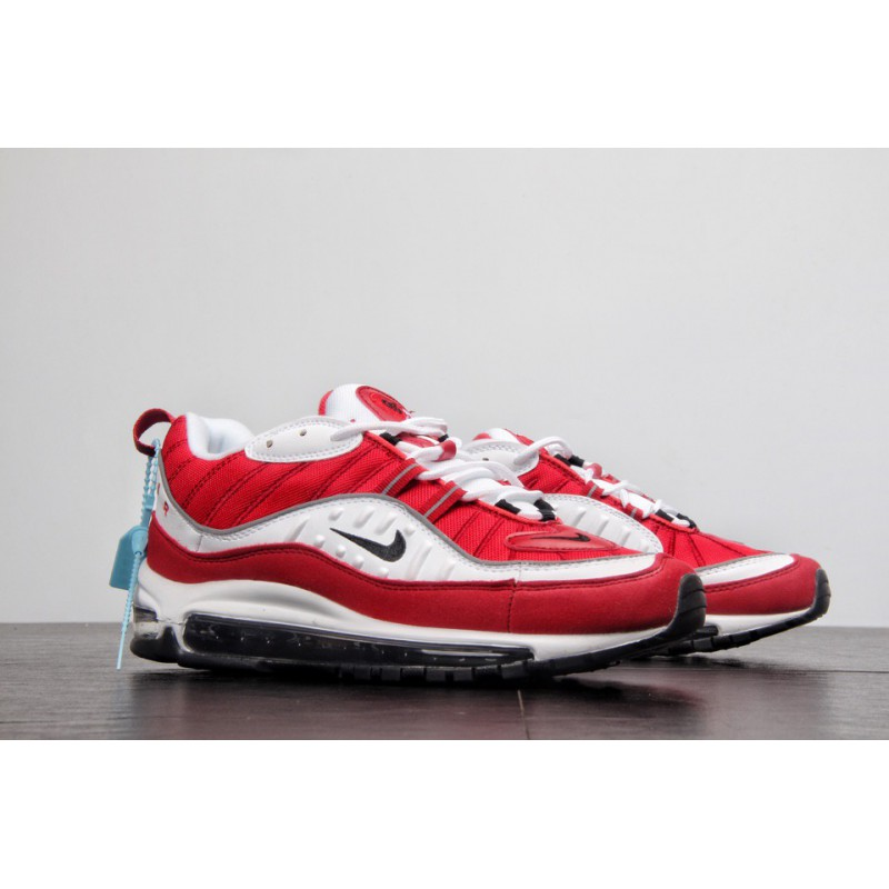 new arrival 292aa 31315 Nike Air Max 98 Gmt,The highest Nike Lab Air Max 98 Vintage Bullet Racing  Shoes 2018 is the 20th anniversary of the launch of m