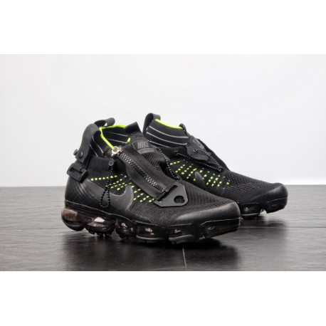 more photos b3779 3aa56 Nike Vapormax Black And Green,Nike Vapormax Grey And Green,Mens ️Hong Kong  shoes fans custom-made Try on the shoes Super handso