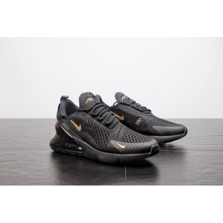 free shipping 59aea af63d 2018nike air max 270 mens half palm air slow trainers shoes whiteBlack