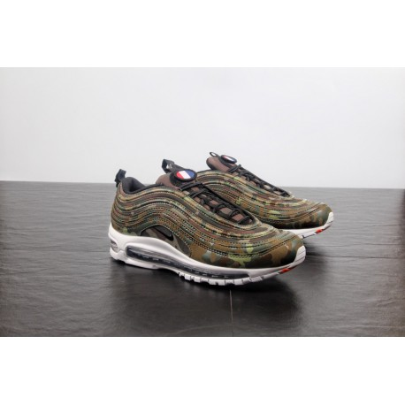 quality design 5ed6f 9c8fd Nike Air Max 97 Japan Neon,Nike Air Max 97 Japan Camo,Highest Craft Nike  Air Max 97 Bullet Japan Marine Green Camouflage Limite