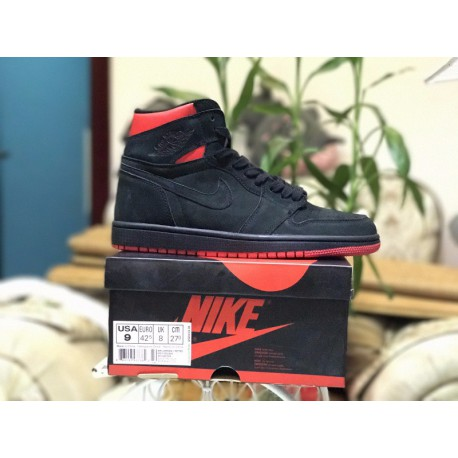 save off 5f25c 42dfa Factory Lacing Class Air Jordan 1 Retro OG High Quai 54 Do Not Wear Black,
