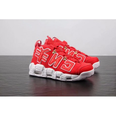 new arrivals 2b38d a3481 Nike Air More Uptempo Big AIR Pippen Medium Red Charit
