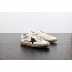 Factory Lacing Italy Fashion Gold Goose GGDB/Golden goose uomo/Donna donna old and dirty all-match skate shoes off-white linen