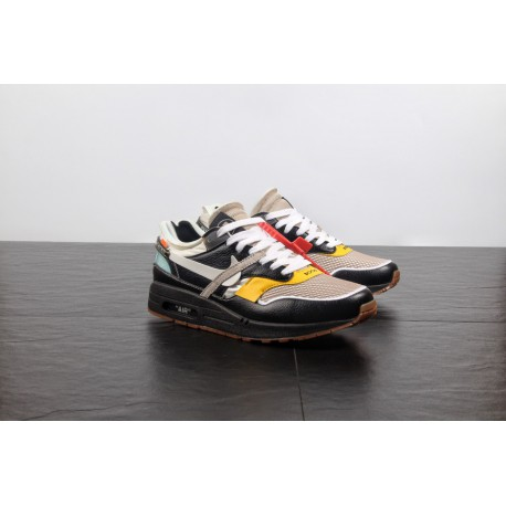 the latest ffb97 e4464 How To Cop Nike X Off White,How To Get Off White X Nike,Nike Air Max 1  Off-White Don't Note Bespoke Melbourne Sneaker Custom Un