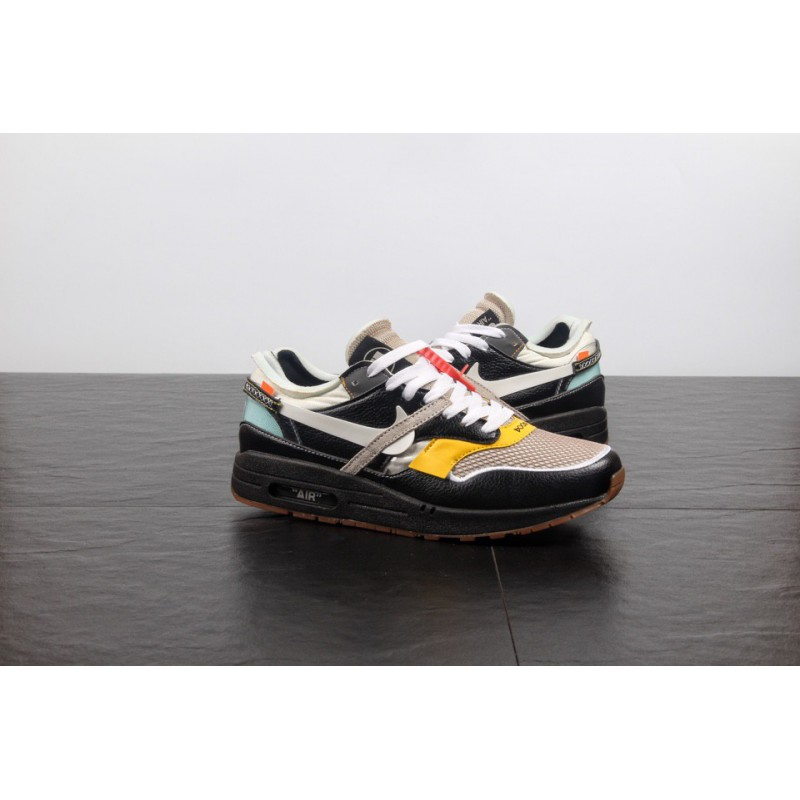 761fb510c769b1 ... Nike air max 1 off-white Don t Note Bespoke Melbourne Sneaker Custom  Unit ...