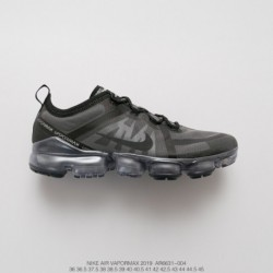Ar6631-004 Nike Vapormax VM3·2019 Translucent Upper Air Max Jogging Shoes Off-Whit