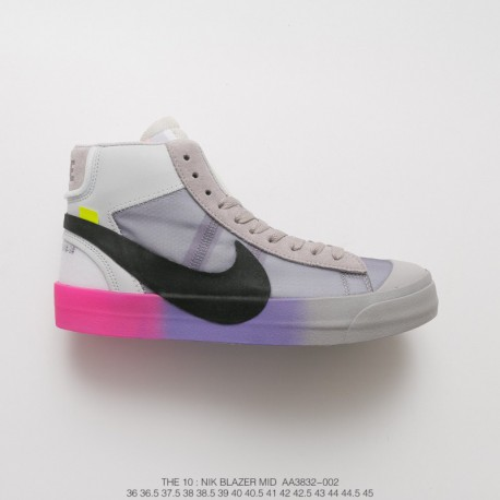 nouvelle collection 2b0b8 43f17 Nike Blazer MID Off White Serena,Off White X Nike Blazer MID Serena  Williams,AA3832-102 Tennis Superstar Serena Williams Serena
