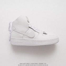 new style 24cd5 e7a43 Nike-Air-Force-1-Classic-High-All-White-