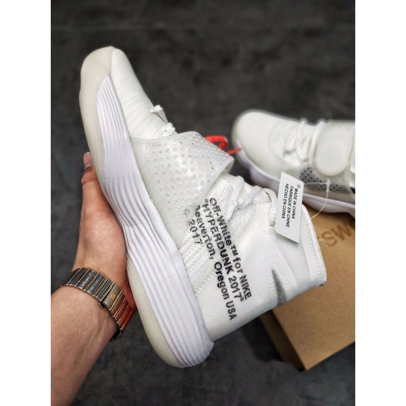 ... Nike Hyperdunkx OFF-WHITE The Only Original In The Whole Networ ...