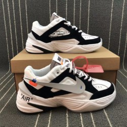 Nike M2k Tekno X Off White Crossover Vintage Dad Sneaker Ao3108-30