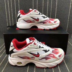 Nike Zoom Streak Spectrum Plus X Superme Crossover Speed Dad Sneaker Jogging Shoes Flame White Red Aq1279-10