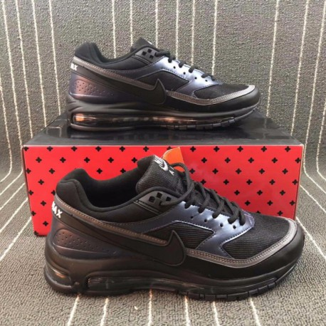 big sale 74137 4ea4c Nike Air Max 97 Skepta,Nike Skepta Air Max 97,Nike Air Max 97/ BW/ SKEPTA  Total Air Vintage Trainers Shoes AO2406-001