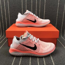 Nike free rn flyknit 2018 free mesh breathable sports trainers shoes 942839-80