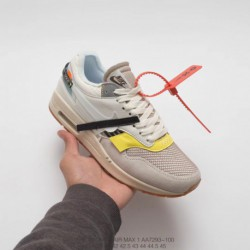 Aa7293-100 nike air max 1 off-white Don't Note Bespoke Melbourne Sneaker Custom Unit BespokeIND Bespoke Ben Inspired By Off-Whi