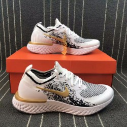 Nike EPIC REACT FLYKNIT Rhea Trainers Shoes Aq0067-07