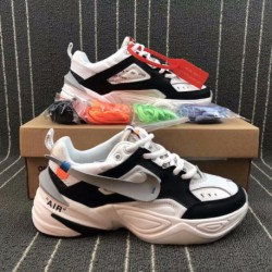 Nike M2k Tekno X Off White Crossover Vintage Dad Sneaker Ao3108-06