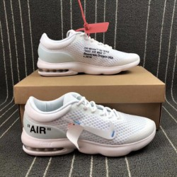 Nike AIR MAX Adidas VANTAGE X Off White Crossover Half Palm Air Cushioning Breather Trainers Shoes 908981-10