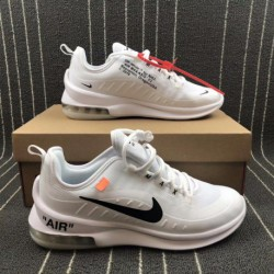 Nike Air Max Axis X Off White Crossover Half Palm Air Trainers Shoes Aa2146-10