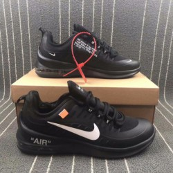 Nike Air Max Axis X Off White Crossover Half Palm Air Trainers Shoes Aa2146-00