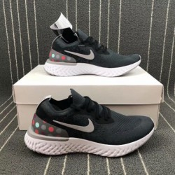 White Box Nike EPIC REACT FLYKNIT Rhea Trainers Shoes Aj7283-99
