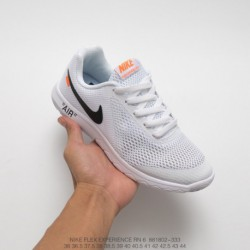 802-333 nike lunar epic crossover the10: off-white X Nike Flex Experiecne Rn6 Crossover Flyknit Fabric Casual Shoes Lunar Epic