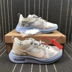 Company The:10 Nike Zoom Fly X OFF WHITE Crossover Marathon Racing Shoes Aj4588-10