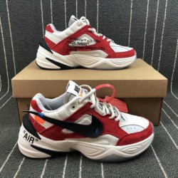 Company Nike M2k Tekno X Off White Crossover Vintage Dad Sneaker Ao3108-80