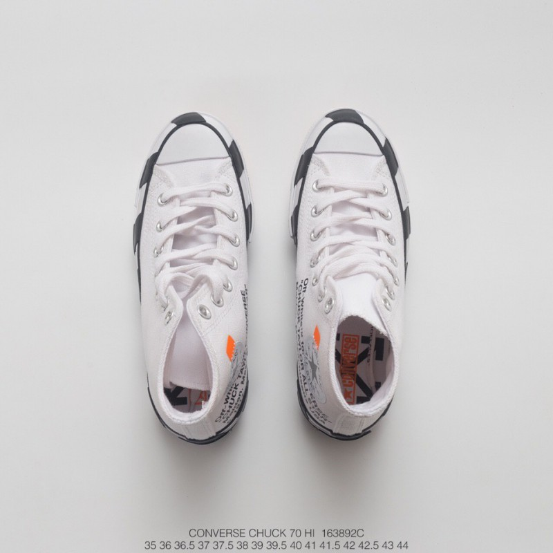 f729efa477af ... 163892c 37 A Small Amount Of Release UNISEX OFF White X Converse 2.0  Develop The Sample ...