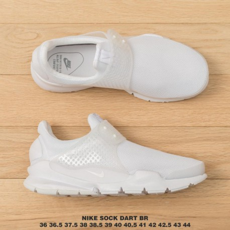896446-100 22 nike/ Sock Dark Br Whole White King Racing Shoes UNISEX Summer Breathable Net Sock