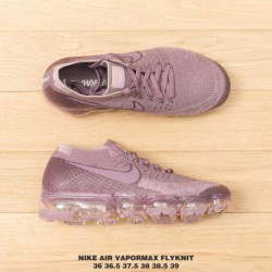849557-500 26 Details: Nearly A Year After The Nike Innovation Summit, Air VaporMax Finally Ushered In The Long-Awaited debut.