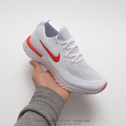 Aq0067-800 nike epic react flyknit men trainers shoe